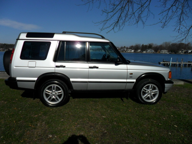 Picture of 2002 Land Rover Discovery Series II