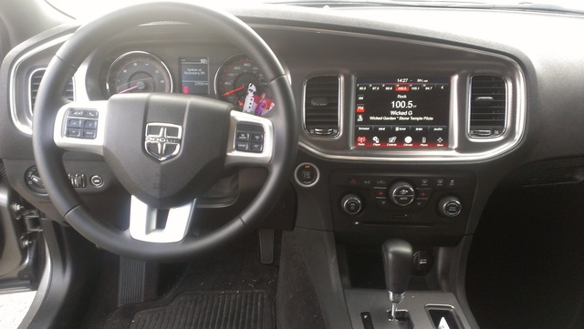Picture of 2011 Dodge Charger R/T Plus, interior