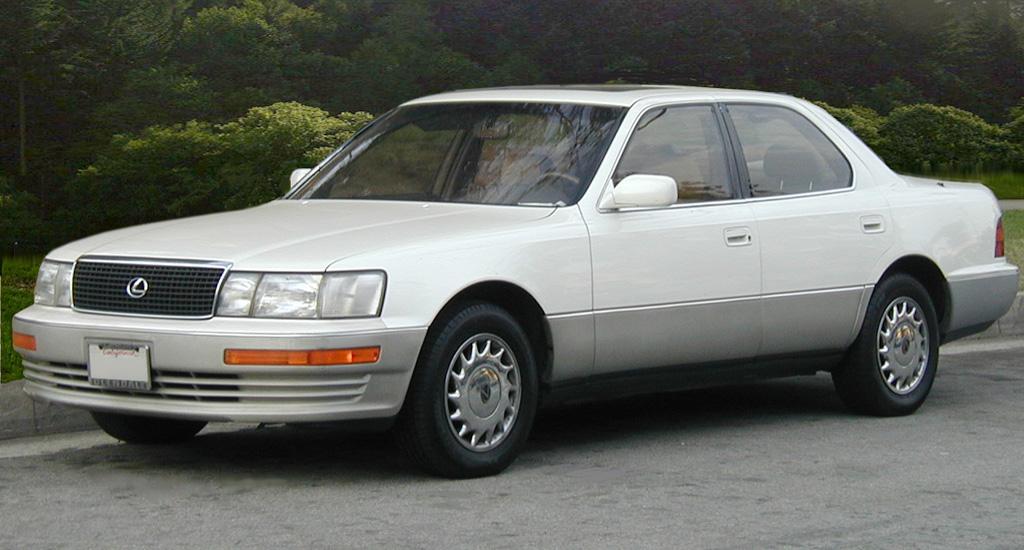 1994 lexus ls 400   overview   cargurus