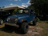 Picture of 1987 Jeep Wrangler Laredo, exterior, gallery_worthy