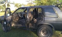 Picture of 1991 Nissan Pathfinder 4 Dr SE 4WD SUV, interior