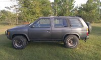 1991 Nissan Pathfinder Picture Gallery