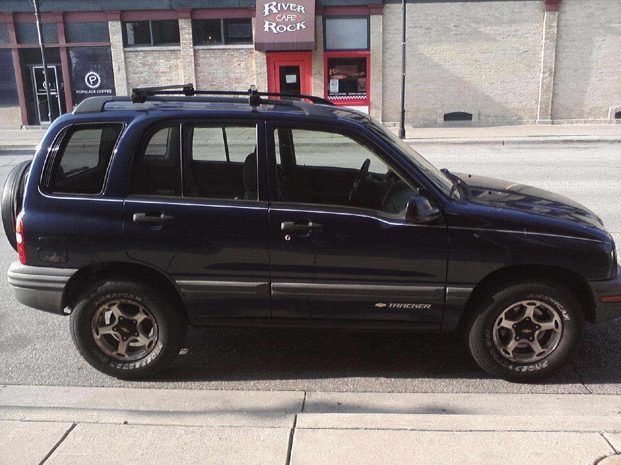 Chevrolet Tracker Base Wd Pic on 2001 Chevrolet Malibu Base