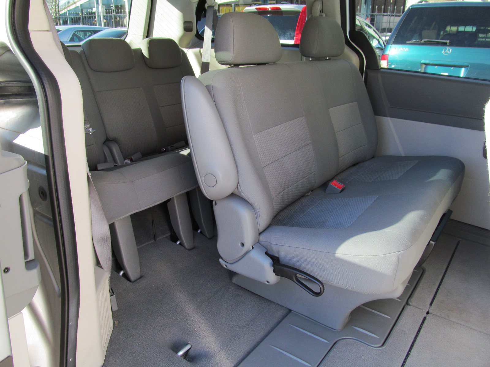 2008 Dodge Caravan Interior Great Home Inteiror