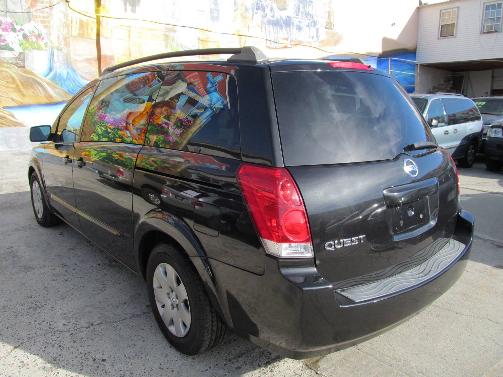 Picture of 2006 Nissan Quest 3.5, exterior
