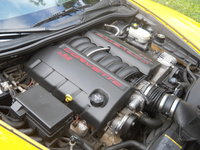 2005 Chevrolet Corvette Convertible picture, engine