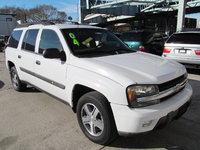 2004 Chevrolet TrailBlazer EXT LS 4WD SUV, Picture of 2004 Chevrolet TrailBlazer EXT 4 Dr LS 4WD SUV, exterior