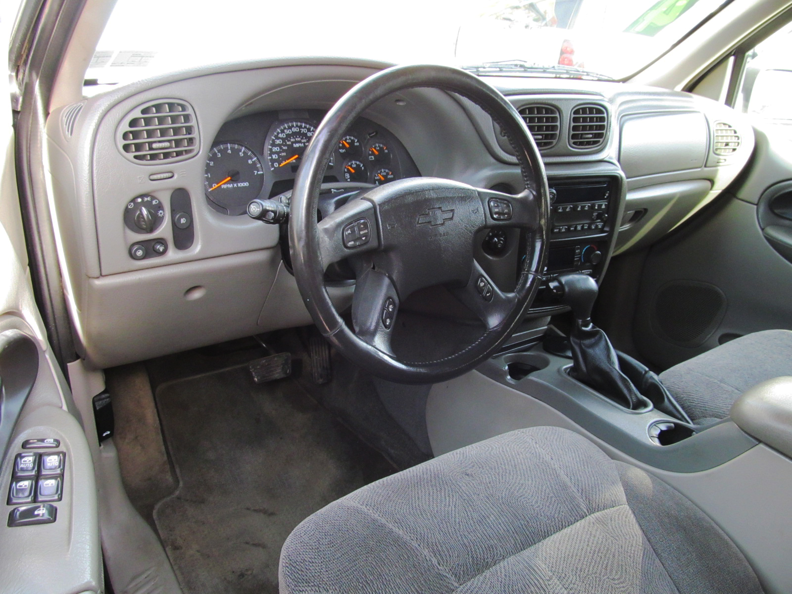 SOLVED Power Steering Sporadically doesn't work at idle 2007 trailblazer interior pictures