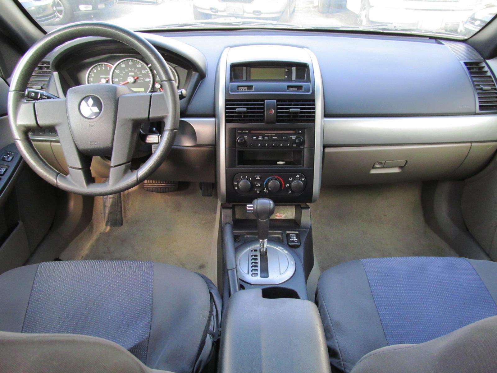 2004 Mitsubishi Galant Pictures Cargurus