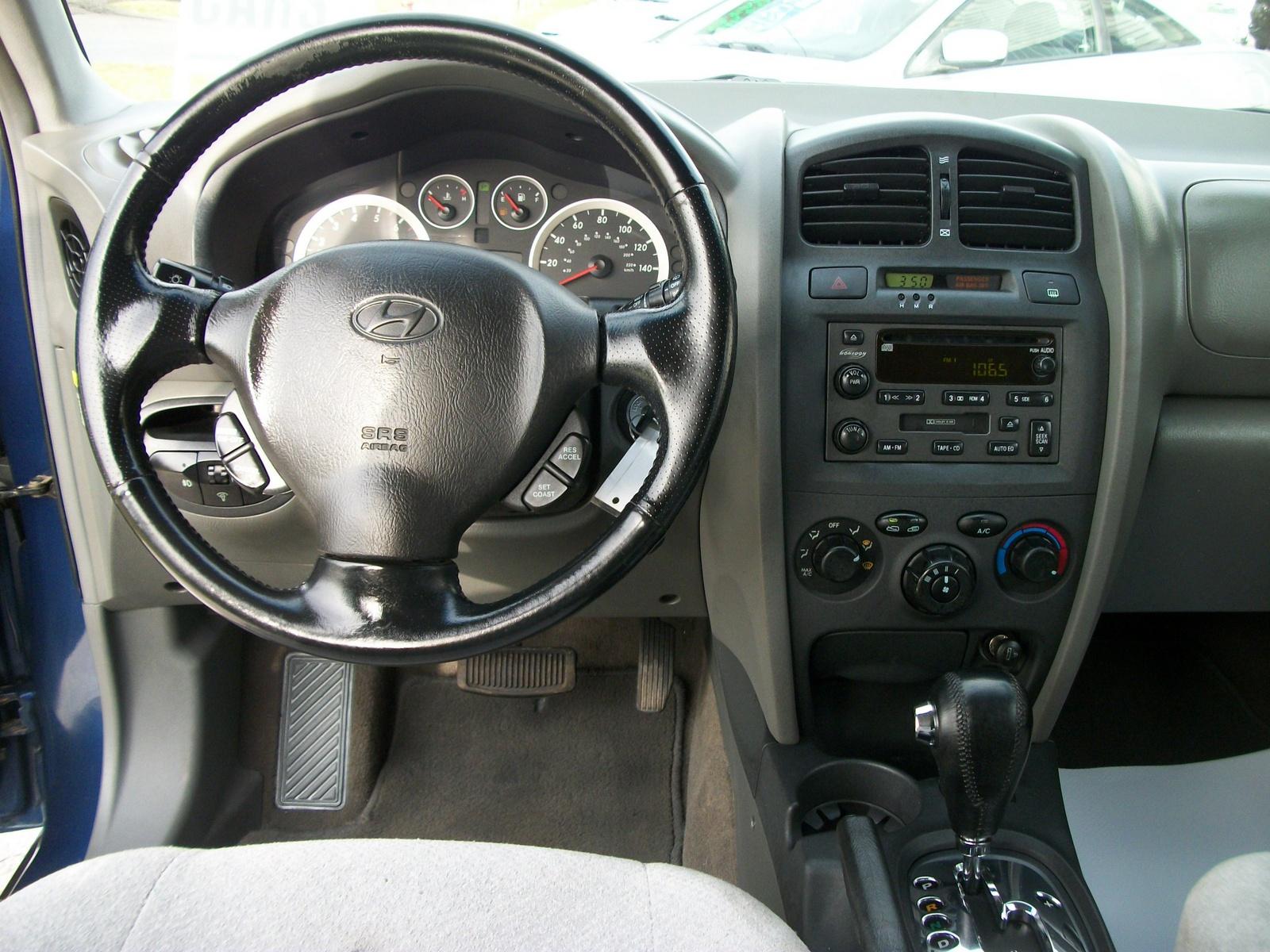 2006 Hyundai Santa Fe Interior Pictures Cargurus