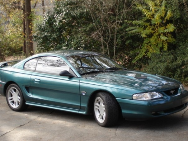 Ford Mustang Questions I Have A 1995 Ford Mustang Gt