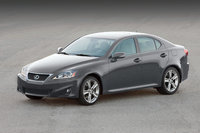 2013 Lexus IS 250 Overview