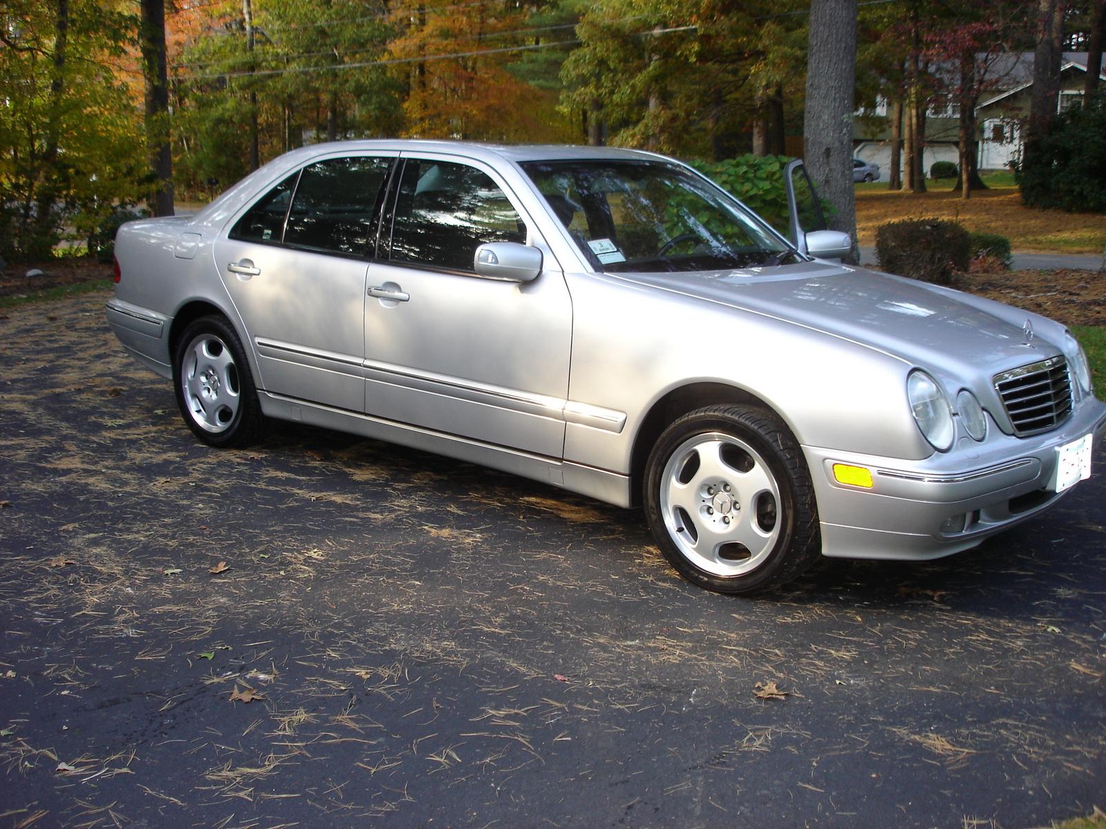 2002 Mercedes Benz E Class Pictures Cargurus
