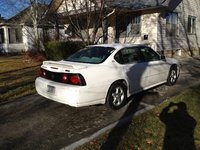 Picture of 2005 Chevrolet Impala LS FWD, exterior, gallery_worthy