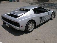 1991 Ferrari Testarossa Overview