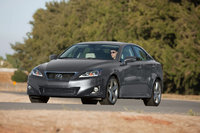 2013 Lexus IS 350, Front-quarter view, exterior, manufacturer, gallery_worthy