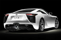 Picture of 2011 Lexus LFA Base, exterior