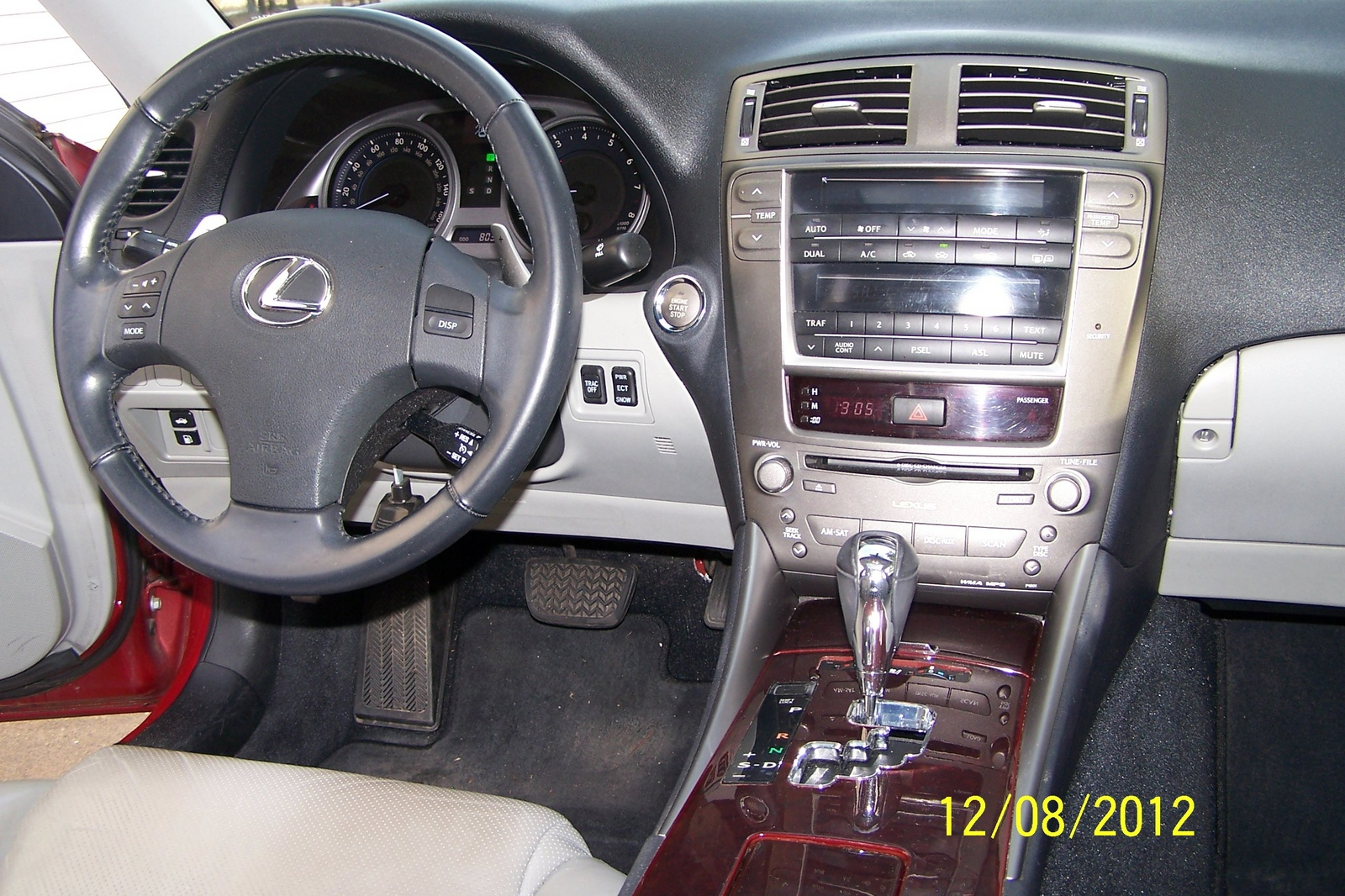 2006 lexus is 250 interior pictures cargurus. Black Bedroom Furniture Sets. Home Design Ideas