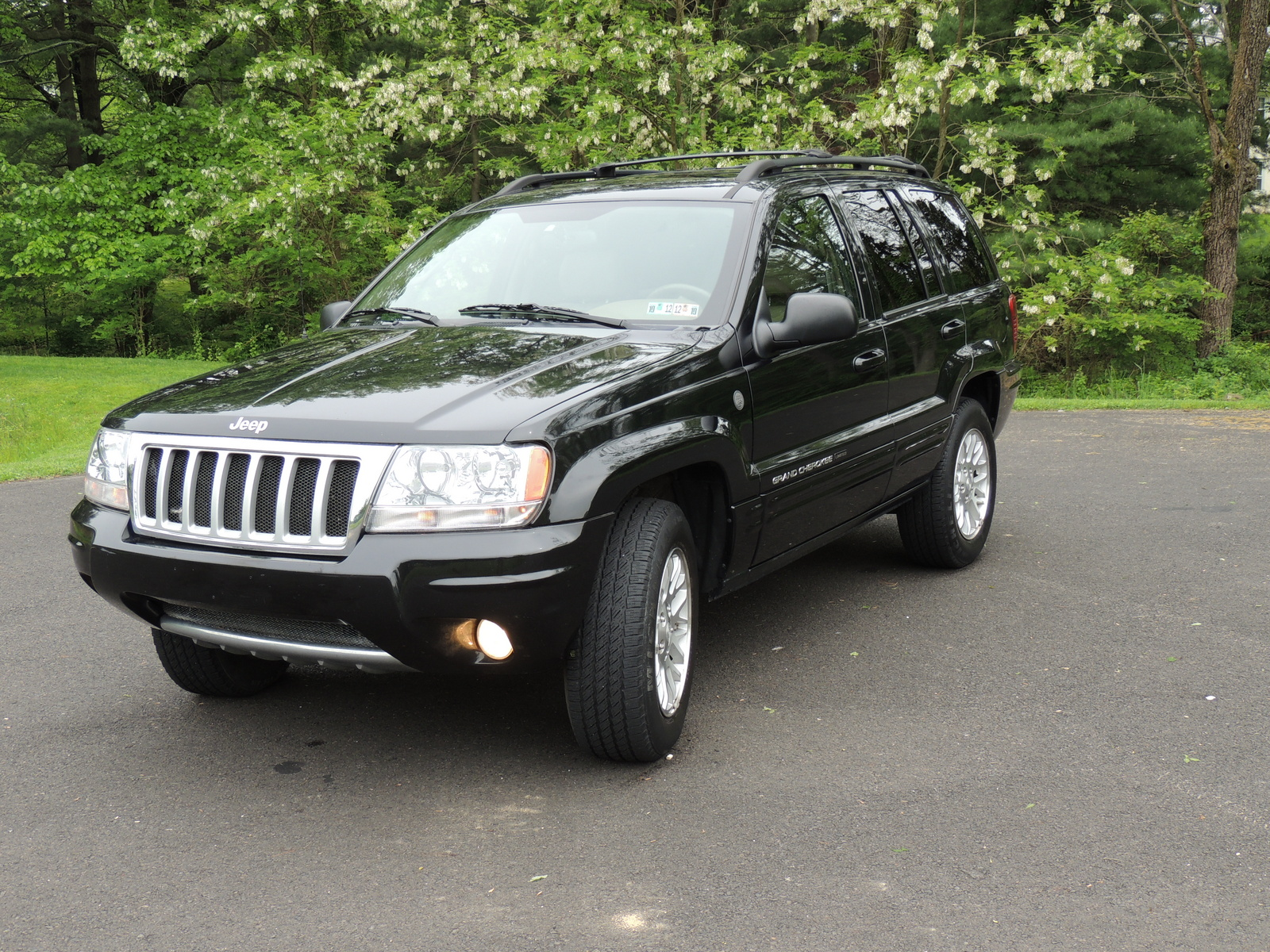 used 2004 jeep grand cherokee limited for sale cargurus autos post. Black Bedroom Furniture Sets. Home Design Ideas