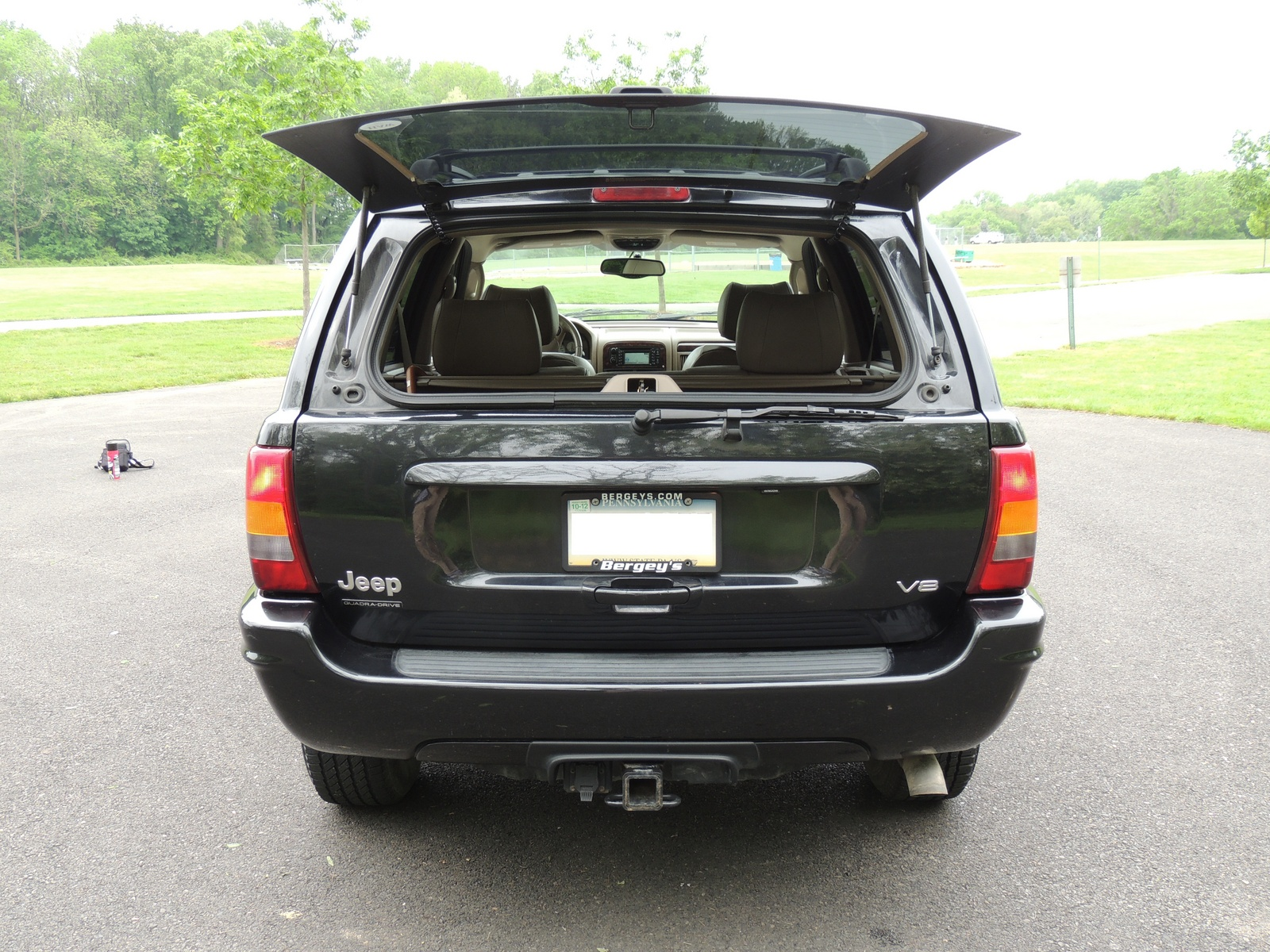 picture of 2004 jeep grand cherokee limited 4wd exterior. Black Bedroom Furniture Sets. Home Design Ideas
