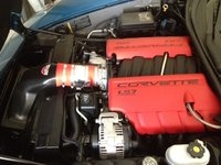 Picture of 2009 Chevrolet Corvette Z06 2LZ, engine