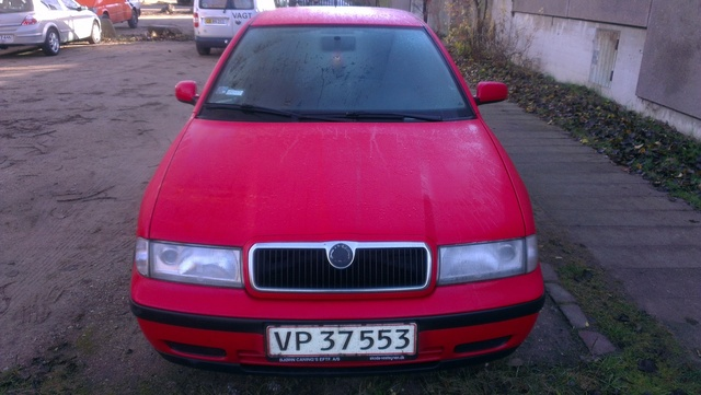 Picture of 1999 Skoda Octavia