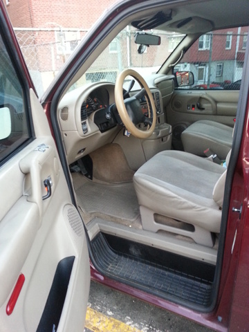 Picture of 2005 Chevrolet Astro LT AWD, interior, gallery_worthy