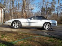 Picture of 1990 Chevrolet Corvette Convertible RWD, exterior, gallery_worthy