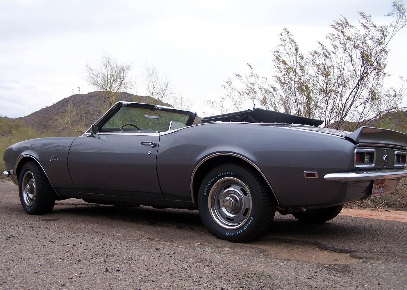 1968 Chevrolet Camaro picture