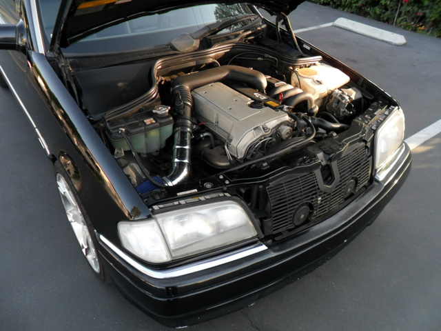 Picture of 1994 Mercedes-Benz 280, engine