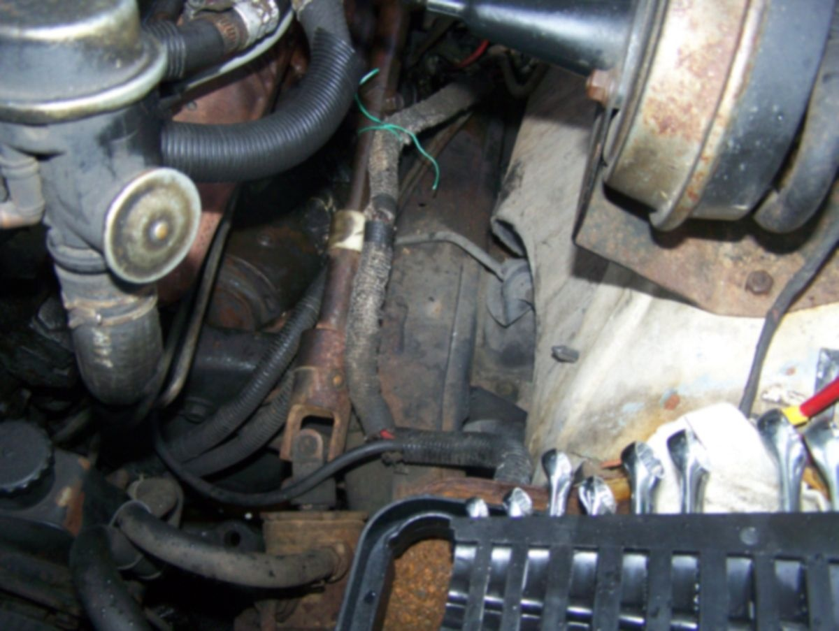 97 Dodge Dakota Starter Diagram Illustration Of Wiring 1994 Ignition Questions How Do I Disconnect The Steering Gear And Rh Cargurus Com 1997