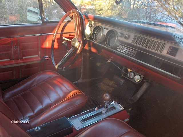 View 1981 Oldsmobile Cutlass Supreme Interior