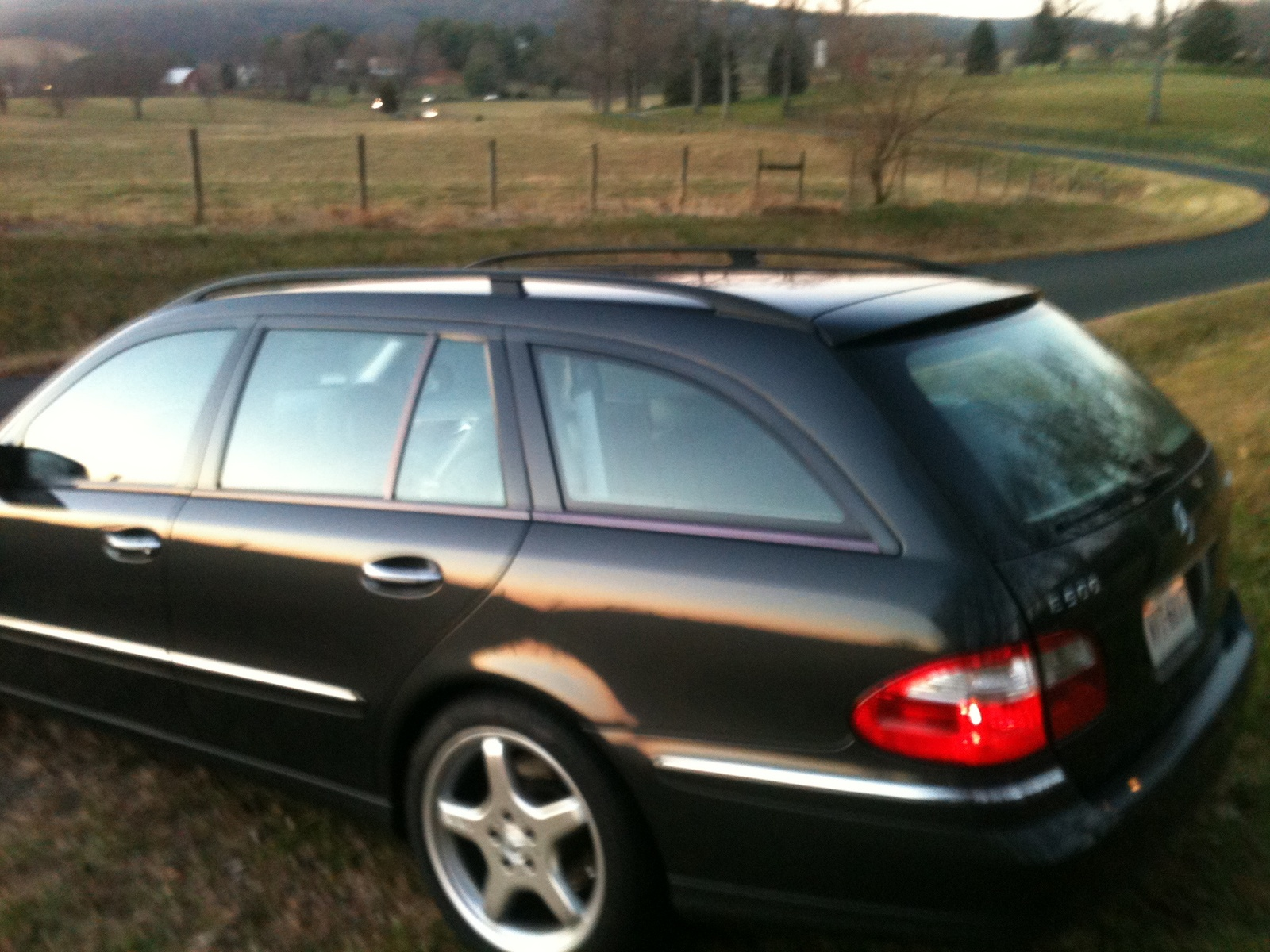 Picture of 2004 Mercedes-Benz E-Class E500 4MATIC Wagon