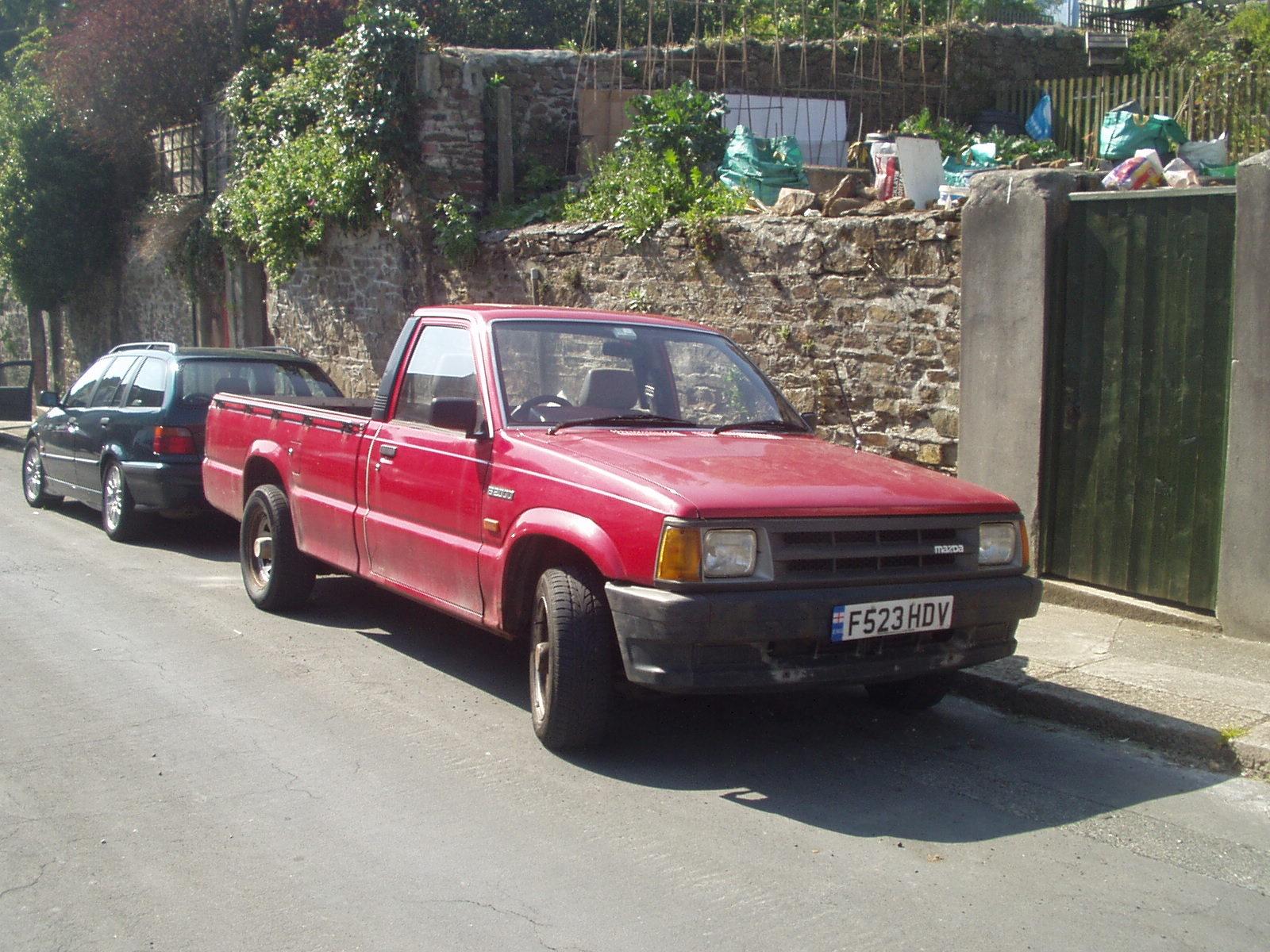 Mazda bravo b2500 problems