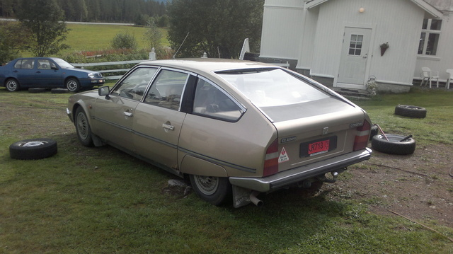 Picture of 1978 Citroen CX