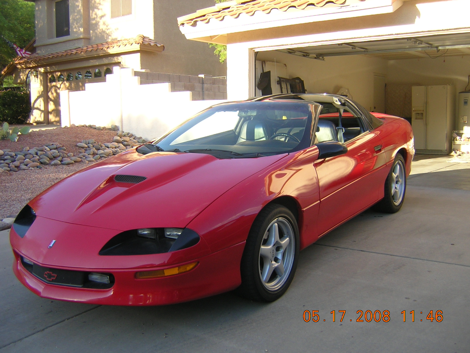 1996 Chevrolet Camaro - Pictures