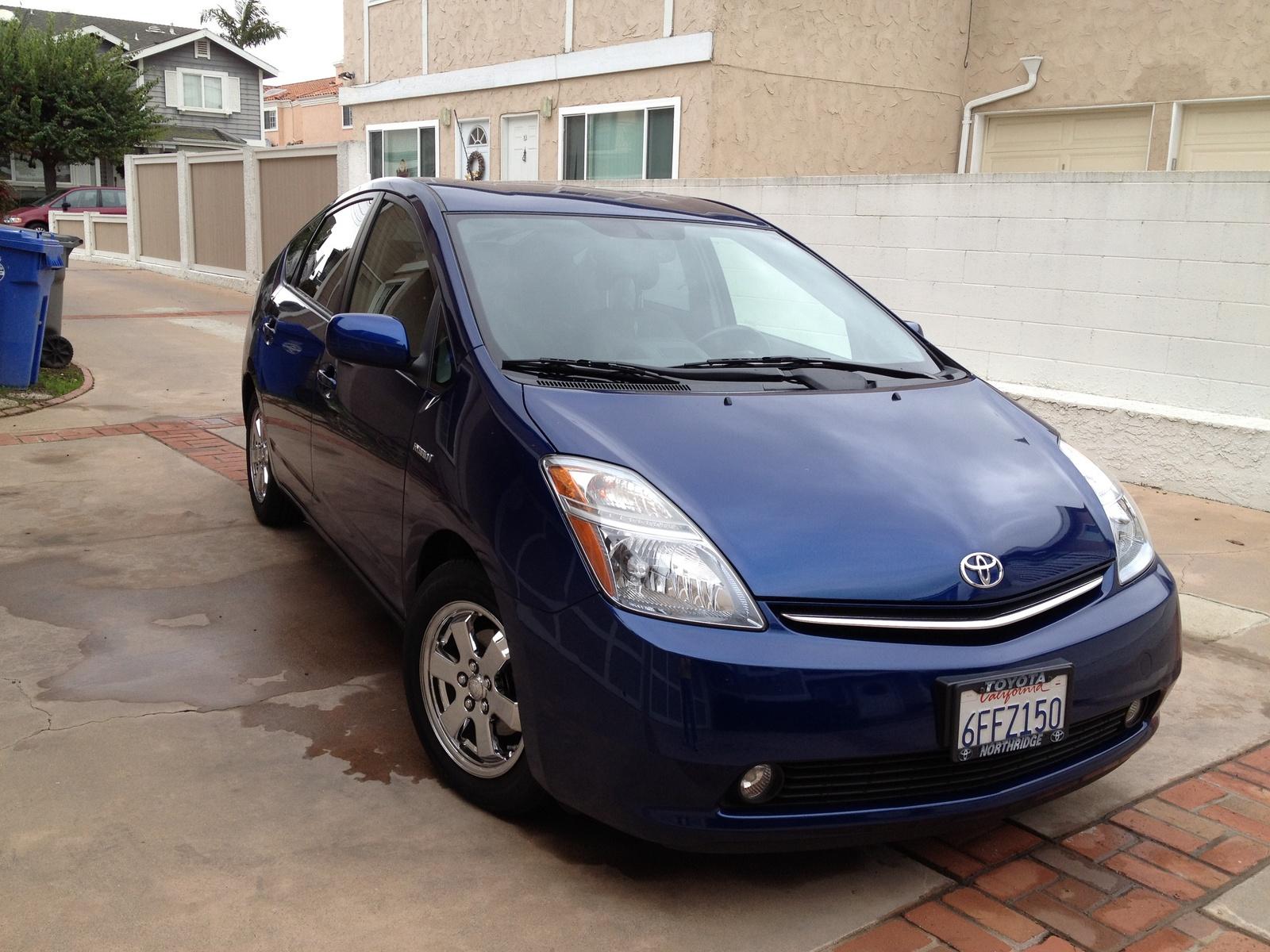 2008 Toyota Prius Pictures Cargurus