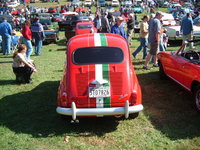 1966 Fiat 600 Overview