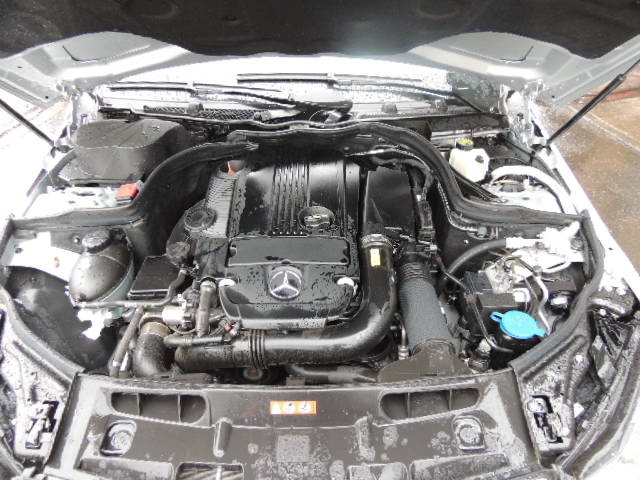 Picture of 2012 Mercedes-Benz C-Class C 250 Coupe, engine