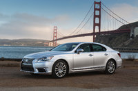 2013 Lexus LS 460 Picture Gallery