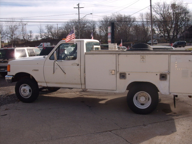 Picture of 1989 Ford F-350