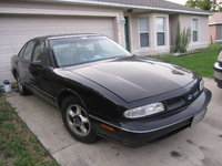 Picture of 1998 Oldsmobile LSS 4 Dr STD Sedan, exterior, gallery_worthy