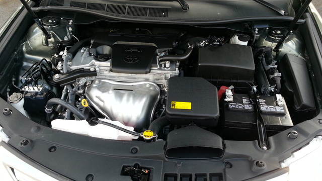 Picture of 2012 Toyota Camry LE, engine, gallery_worthy