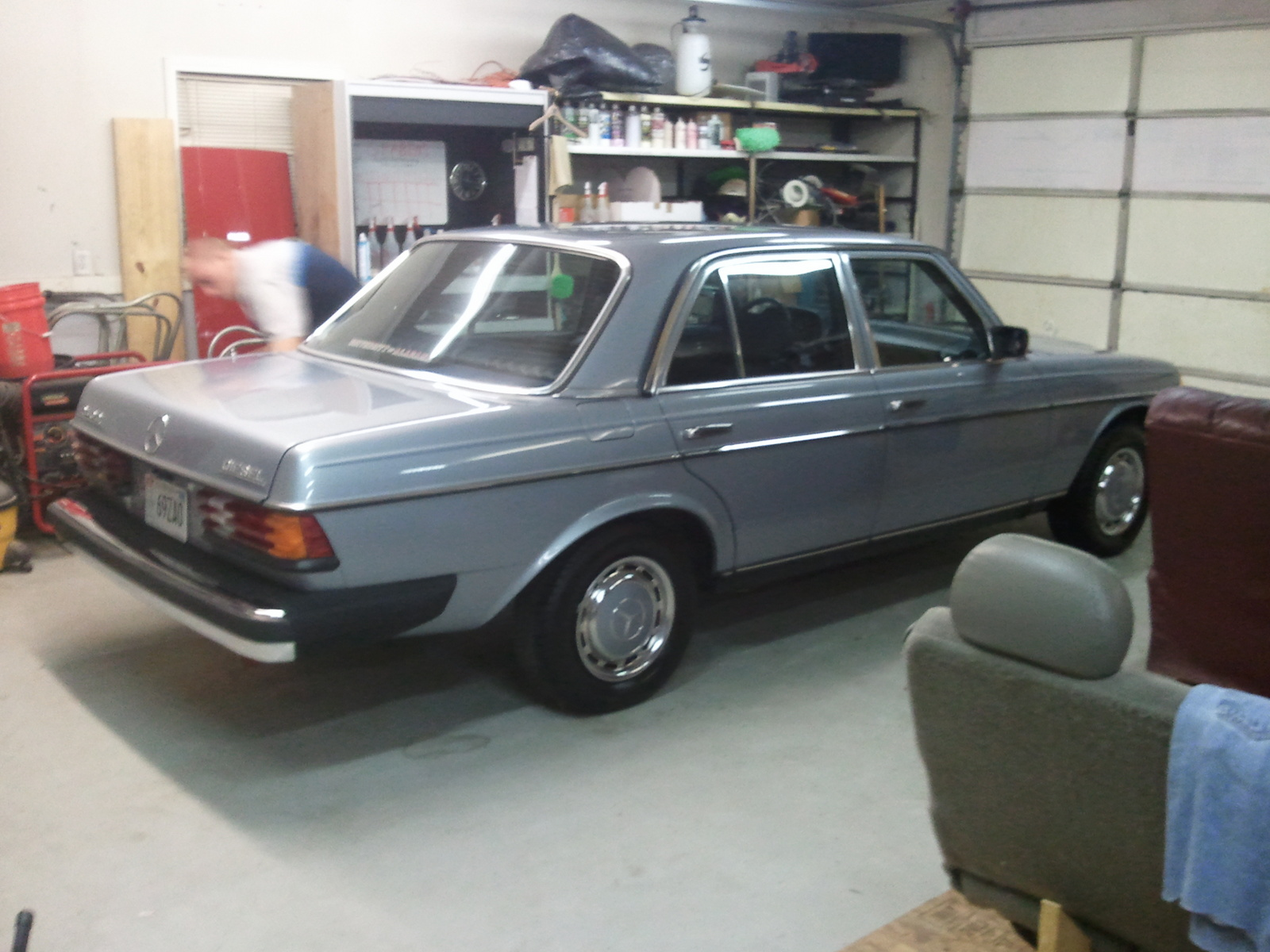 1983 Mercedes-Benz 240 D picture
