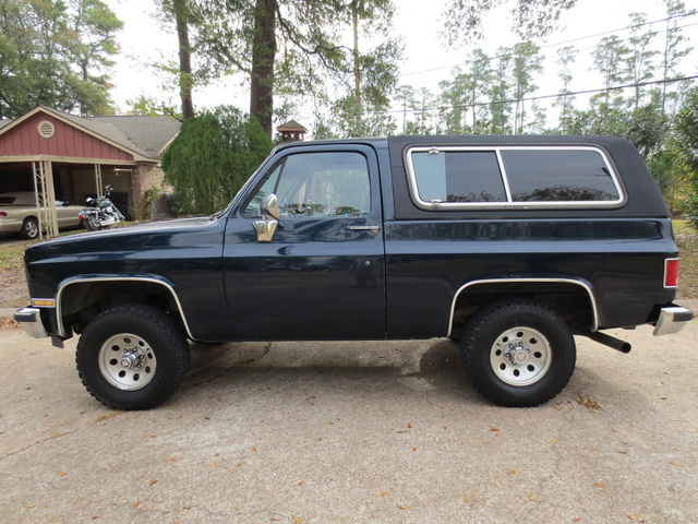 Picture of 1990 Chevrolet Blazer 4WD, exterior, gallery_worthy