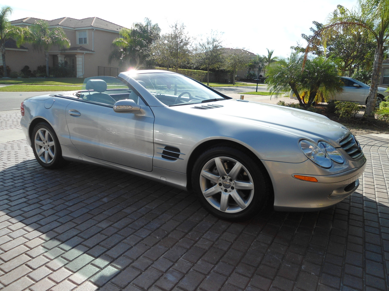 2003 mercedes benz sl class pictures cargurus for Mercedes benz sl convertible