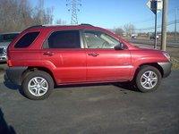 Picture of 2008 Kia Sportage LX V6 4WD, exterior