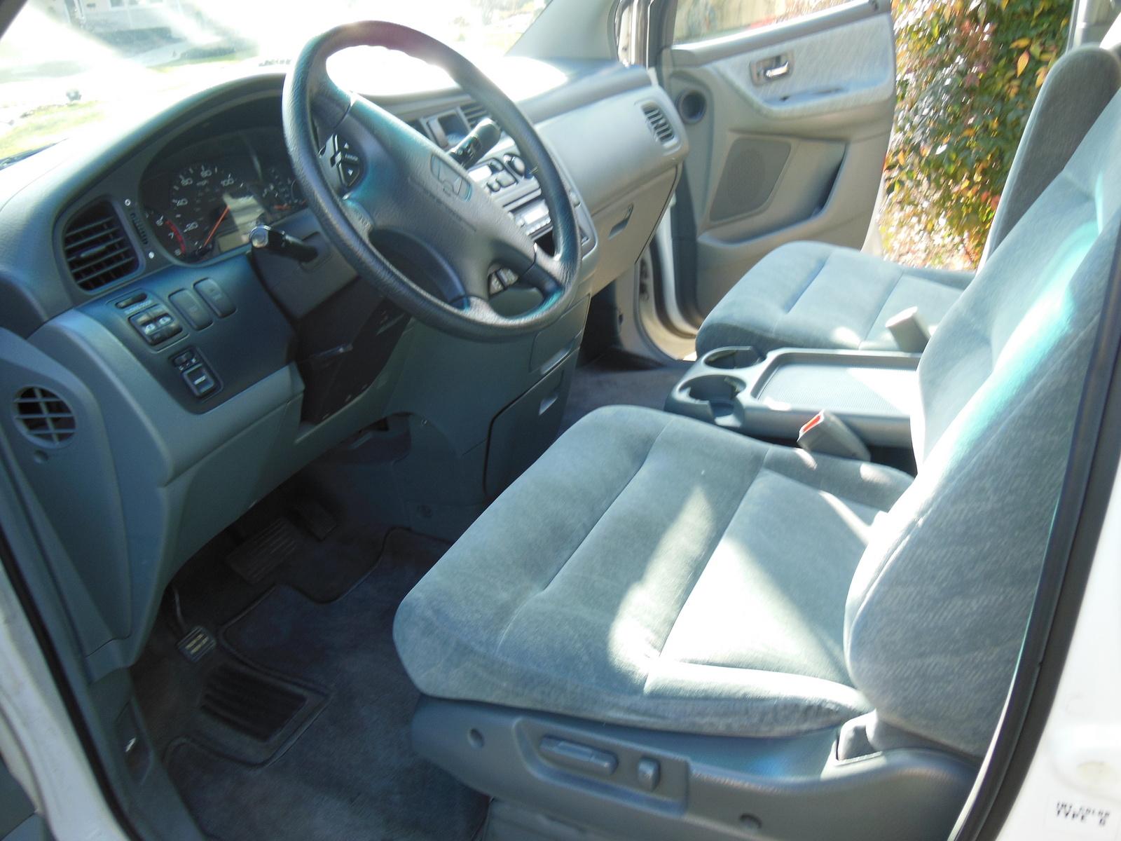 2001 Honda Odyssey Pictures Cargurus
