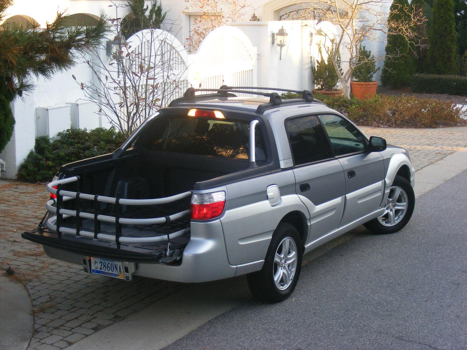 2005 Subaru Baja Pictures Cargurus