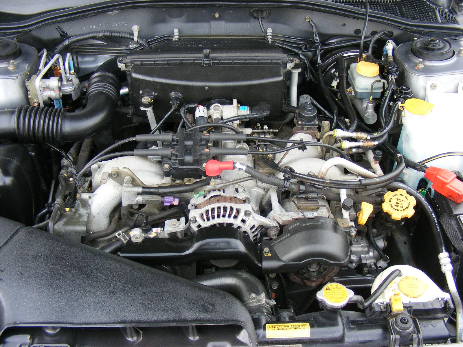 2005 Subaru Baja - Pictures